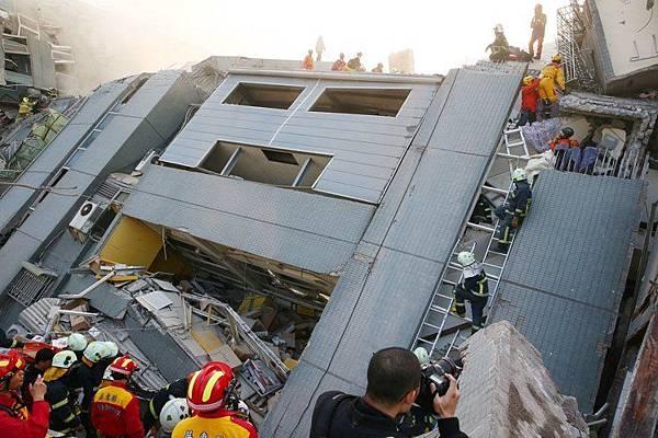 [住週時論] 地震之後的房地產日記(圖片來源:聯合新聞網)2016-02-06 008.jpg