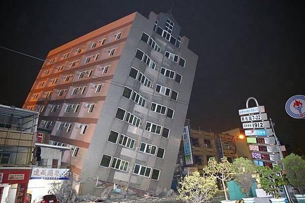 [住週時論] 地震之後的房地產日記(圖片來源:聯合新聞網)2016-02-06 010.jpg