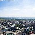 [新竹南寮] 春福建設-春福HI INN(大樓)2016-02-16 013 全景(東南)