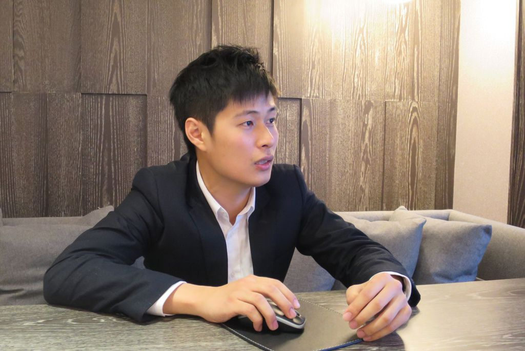 [人物專訪] 九牧世家專案經理魏辰翰 2016-03- 30.jpg.JPG