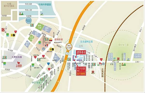 [頭份中正]甲崎建設-衝了飛翔驛(大樓)2016-04-14 005.JPG