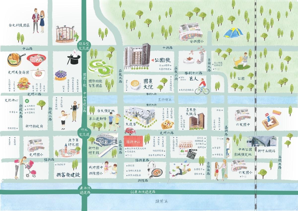 [竹北縣三] 興富發建設-公園1號(大樓) 2016-07-13 004.jpg