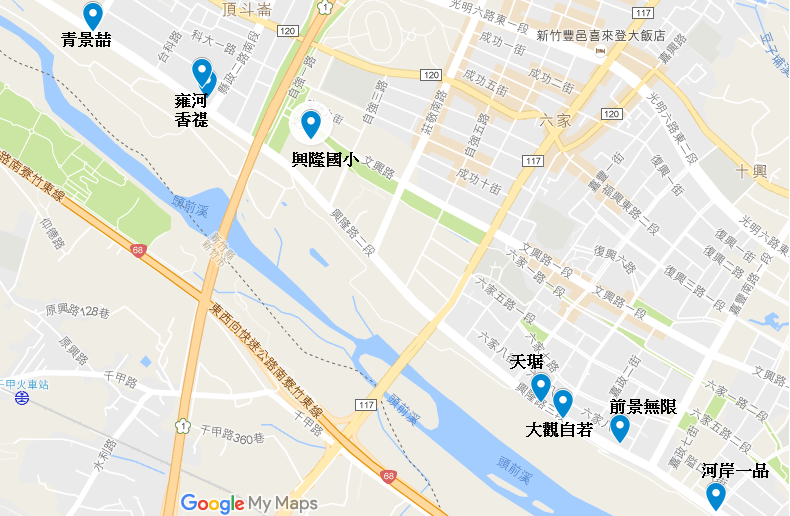 [田野踏查]竹北水岸踏查2016.09 016