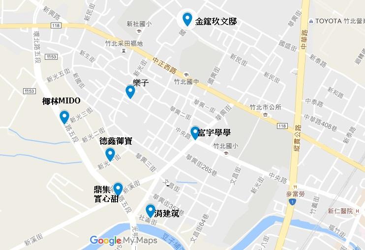 [田野踏查]華興重劃區2016-10-03