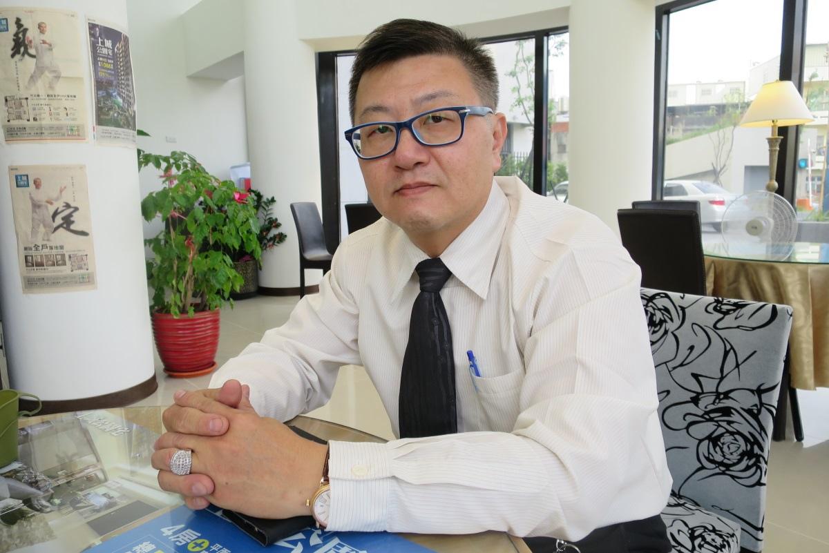 [人物專訪]上城專案經理徐啟超 2016-12-15