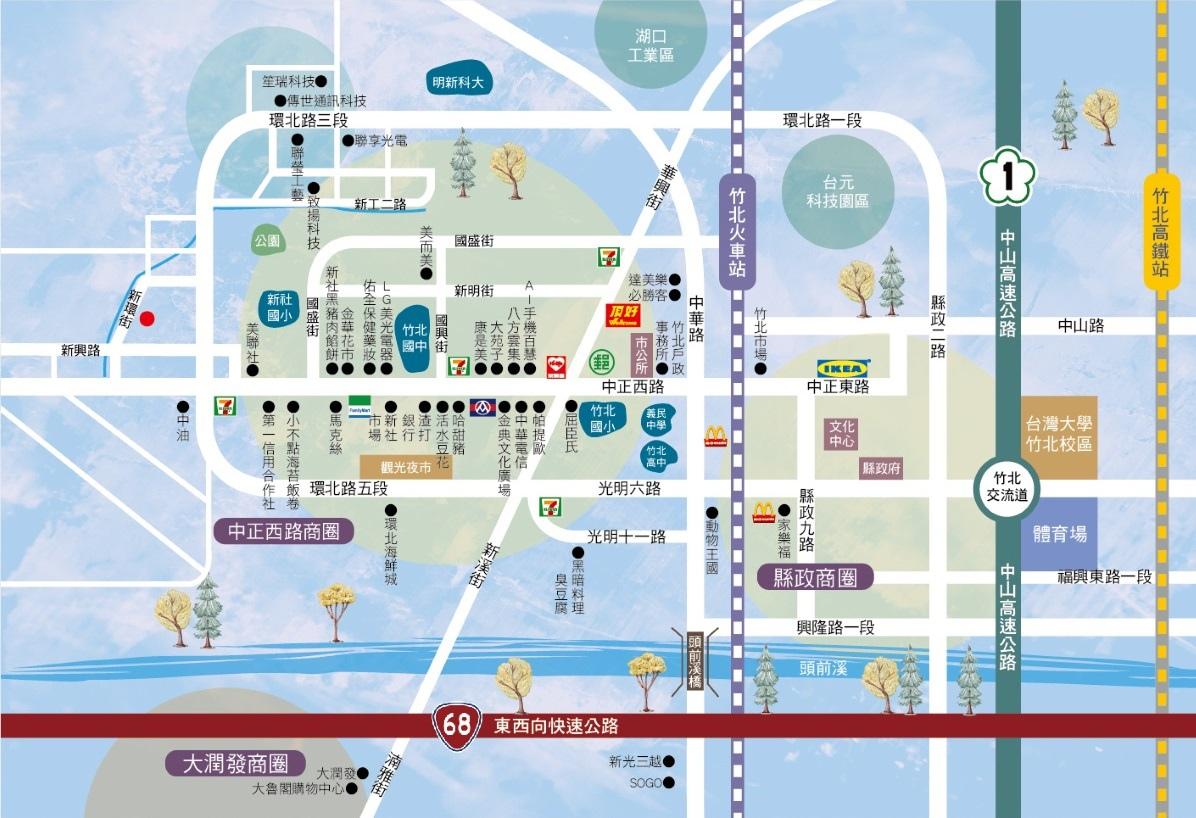 [竹北中正]凱歌堂建設-左岸莊園(透天) 20170726-04.jpg