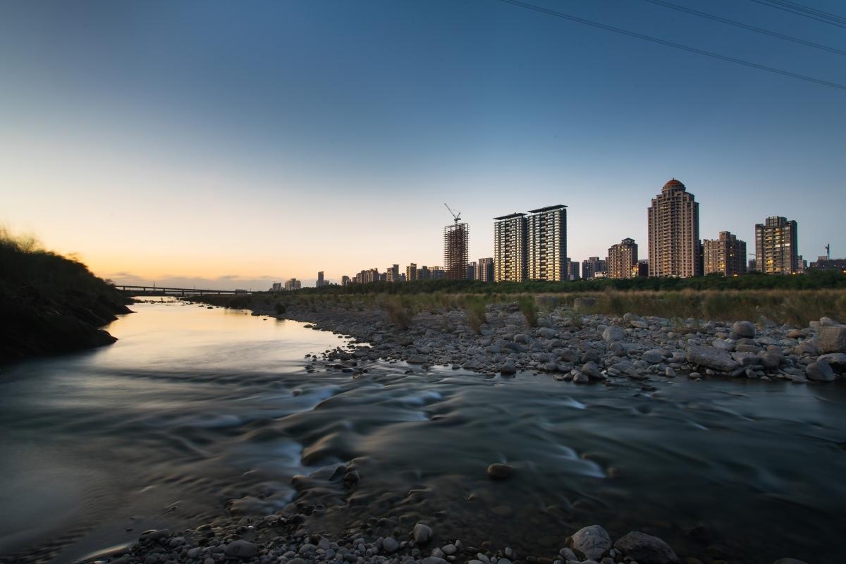 [竹北水岸]水公園(大樓)20170901-02