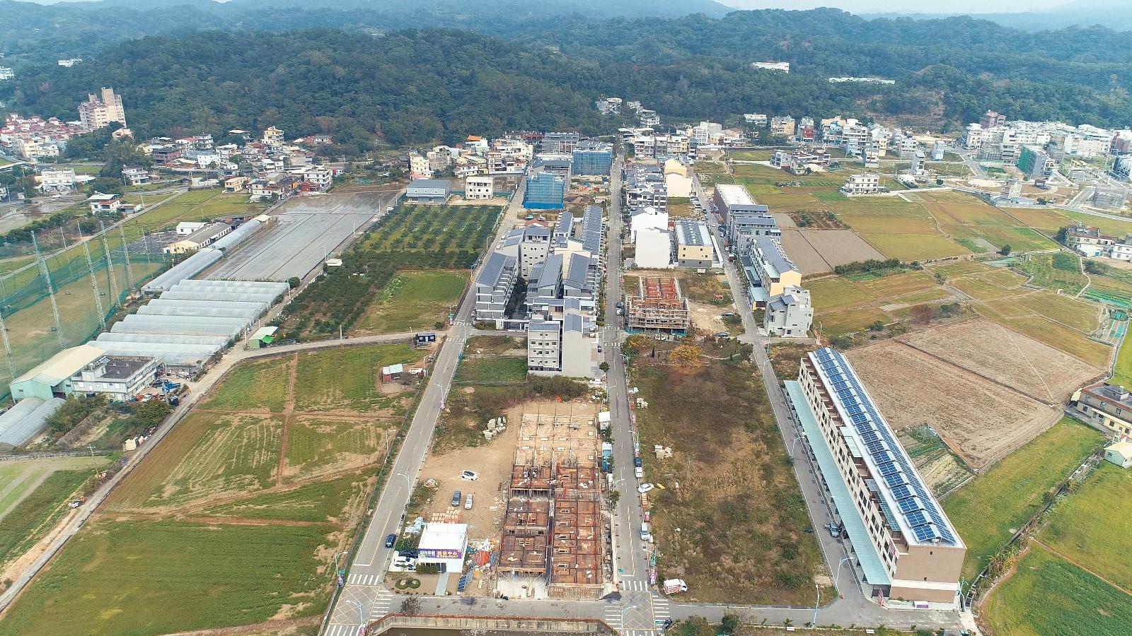 [專題報導]竹北人的美墅聚落-綠獅重劃區20190219-1.jpg
