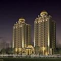 富旺國際「愛凡斯」2011-02-24 07-外觀透視圖夜景.jpg