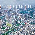 鴻柏建設「鴻韻」66生活機能空拍合成圖.jpg