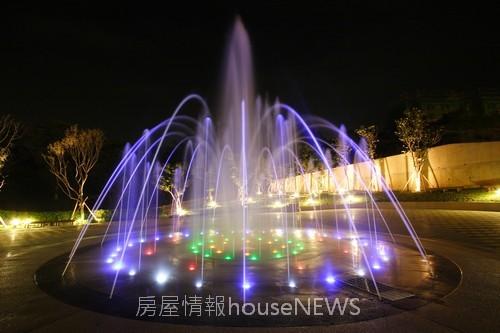 佳陞建設「上青城」30社區公園.JPG