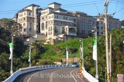 佳陞建設「上青城」33抵達上青城.JPG