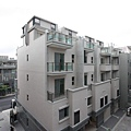 弘新建設「達觀」37 4F前次臥陽台俯瞰室外.JPG