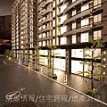 鴻柏建設「鴻馥」05外觀模型.JPG