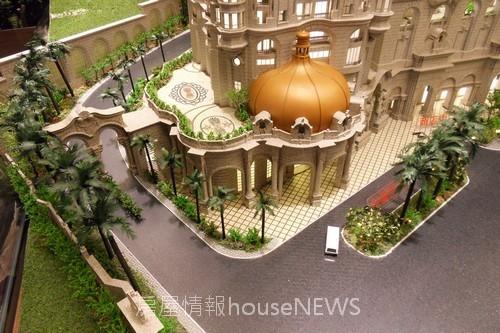 甲山林建設「城上城」模型03.JPG