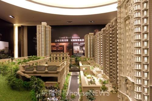 甲山林建設「城上城」模型04.JPG
