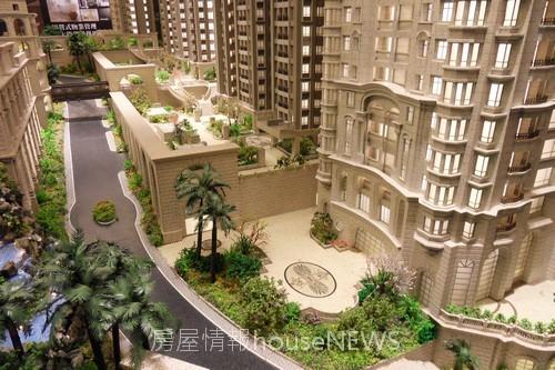 甲山林建設「城上城」模型05.JPG