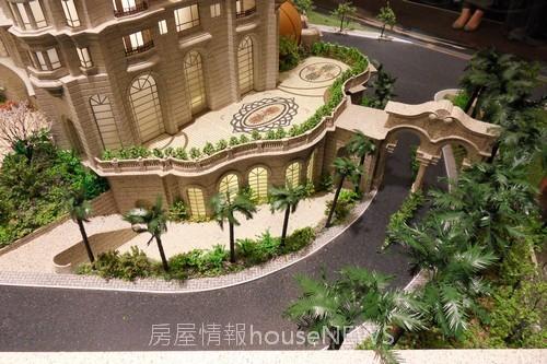 甲山林建設「城上城」模型06.JPG