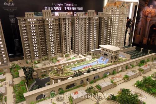 甲山林建設「城上城」模型08.JPG