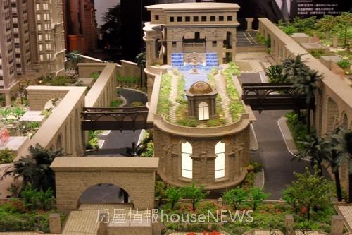 甲山林建設「城上城」模型10.JPG
