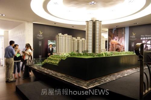 甲山林建設「城上城」模型11.JPG