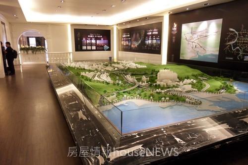甲山林建設「城上城」模型14.JPG