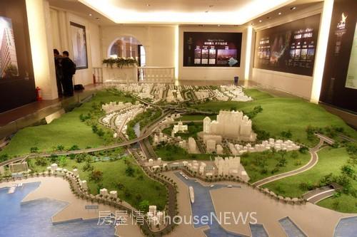 甲山林建設「城上城」模型15.JPG
