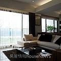 竹風建設「高峰會」樣品屋3+1房02.JPG