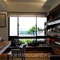 竹風建設「高峰會」樣品屋3+1房18.JPG