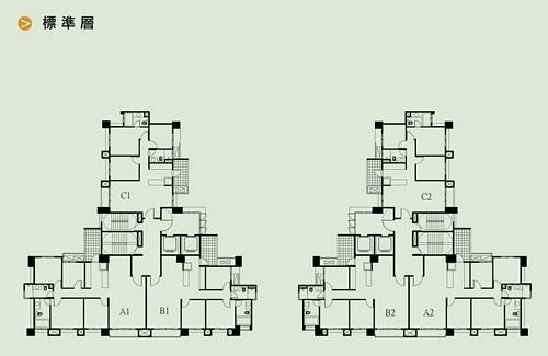名發建設「三境」70標準層平面圖.jpg