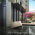 鴻柏建設「鴻韻」07水池外觀透視圖.jpg