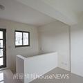 弘新建設「達觀」42 4F半梯廳.JPG