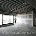 國揚建設「天墅」19內玄關與客廳.JPG