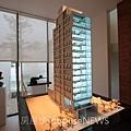 閎基開發「私建築」01外觀模型.JPG