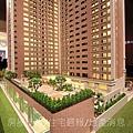 中麓建設「中悦帝苑」16外觀模型.JPG