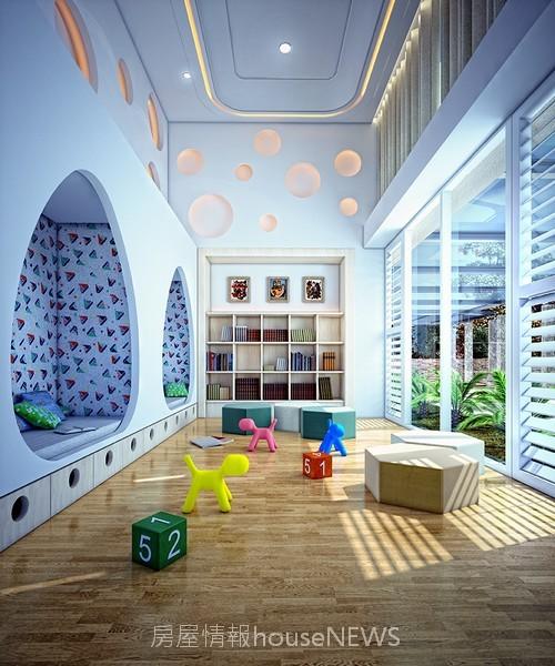 富宇建設「富玉」40兒童閱覽室透視圖.JPG