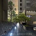 鉅虹建設「鉅虹雲山」2011-03-03 06-入口水瀑牆.jpg