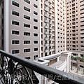 捷寶建設「新世紀」01陽台俯瞰中庭(即將完工).JPG