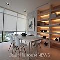 閎基開發「私建築」32辦公室裝修示意圖.JPG