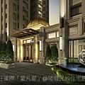 富旺國際「愛凡斯」2011-02-24 01-社區入口.jpg
