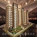 鴻柏建設「鴻馥」06外觀模型.JPG