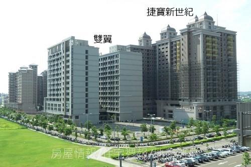 竹北建築之旅04:捷寶新世紀:古典豪宅全新完工.JPG