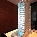 閎基開發「私建築」04外觀模型.JPG