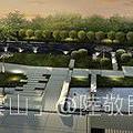 鉅虹建設「鉅虹雲山」2011-03-03 10-2樓中庭.jpg