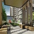 鴻柏建設「鴻馥」40中庭茶屋透視圖.jpg