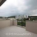 弘新建設「達觀」49 4F半後露台.JPG