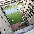 雄基建設「原風景」72俯瞰中庭.JPG