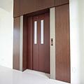 弘新建設「達觀」41 4F半梯廳.JPG