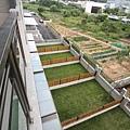 弘新建設「達觀」40 4F後次臥陽台俯瞰室外.JPG