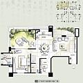 [竹北] 暘陞建設「極品苑」2011-03-31 10 C戶11F下層平面.jpg